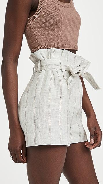 Amanda Uprichard Tessi Shorts