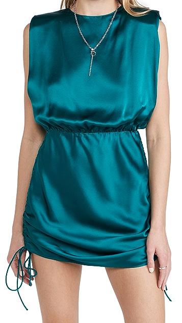 Amanda Uprichard Clifton Mini Dress