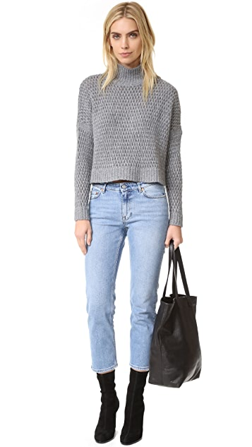 Autumn Cashmere Boxy Cashmere Sweater