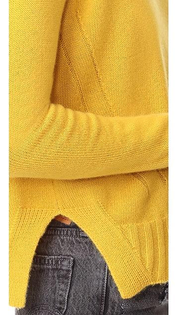 Autumn Cashmere Cashmere Crew Sweater