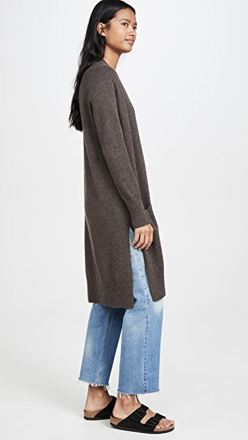 Autumn Cashmere 开司米羊绒开襟衫