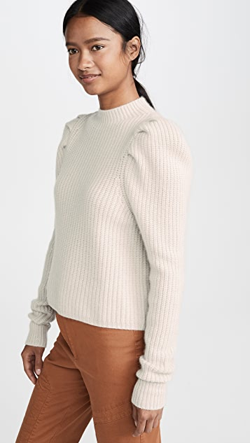 Autumn Cashmere Shaker Sweater