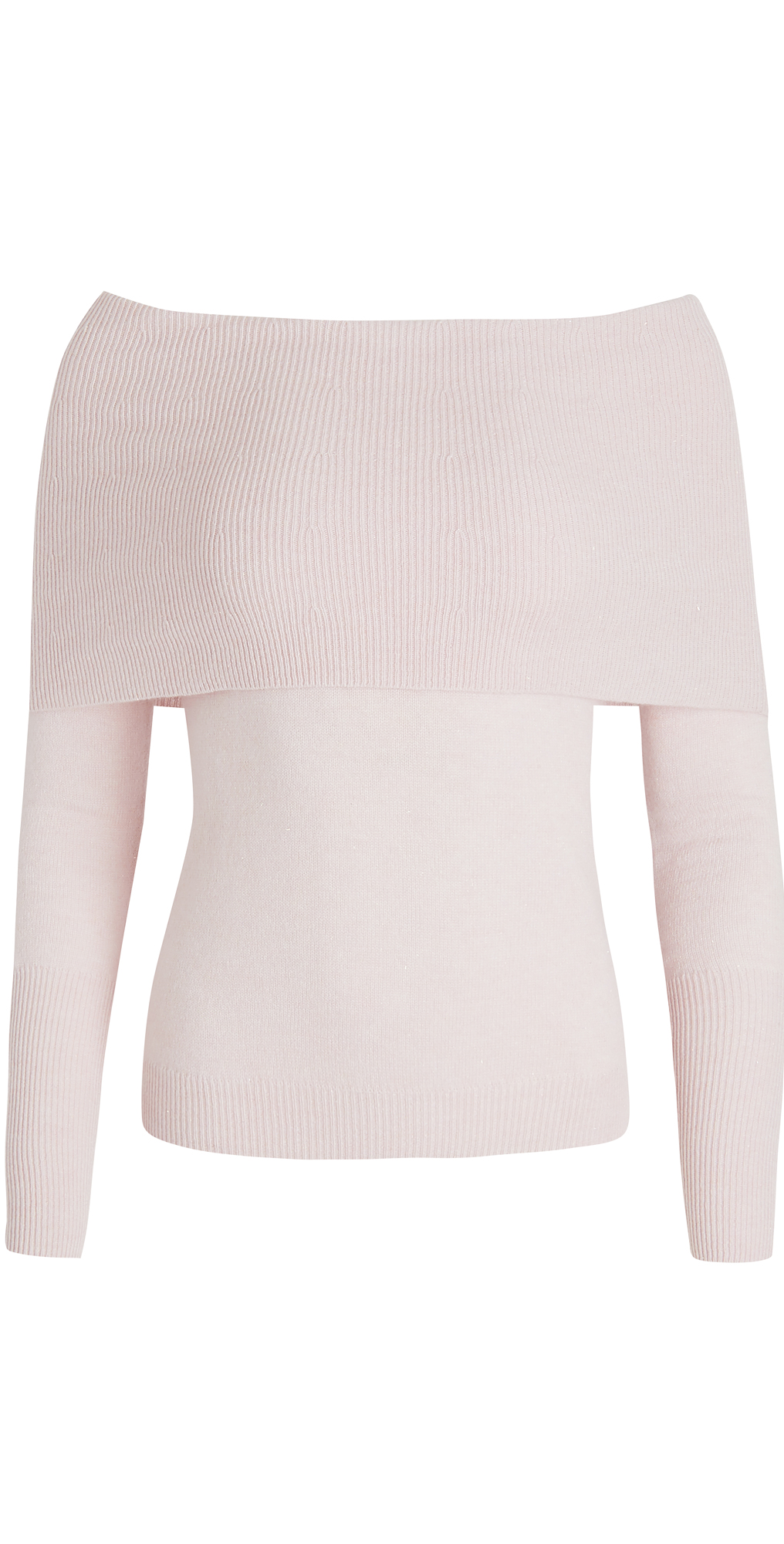 Autumn Cashmere Angelina Off Shoulder Cashmere Sweater