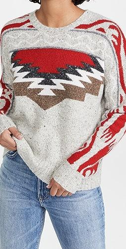 Autumn Cashmere - Cashmere Crew Sweater