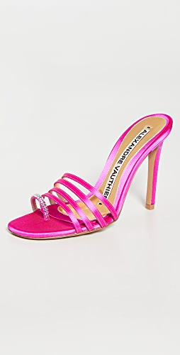 Alexandre Vauthier - Salma 夹趾凉鞋