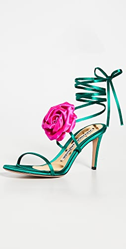 Alexandre Vauthier - Laurel Flower Sandals