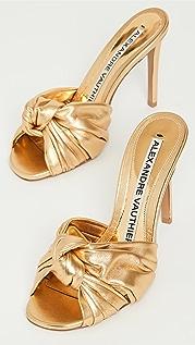 Alexandre Vauthier Leila Slipper Sandals