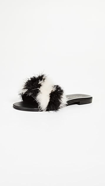 Avec Moderation Bora Bora Slide Sandals