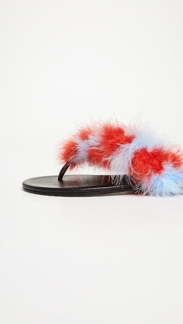 Avec Moderation Mykonos Thong Sandals