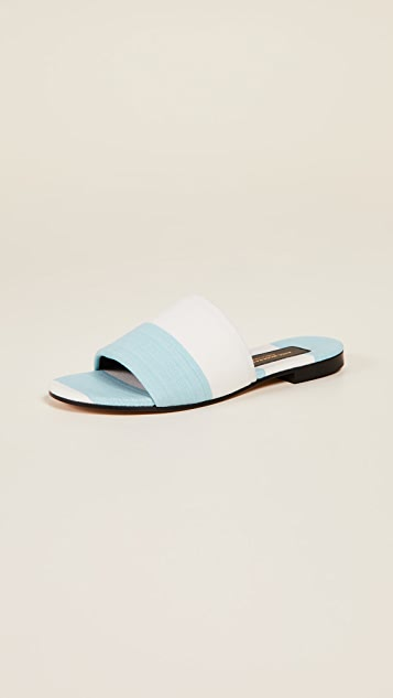 Avec Moderation Monaco Slide Sandals