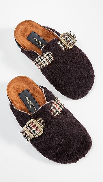 Avec Moderation Whistler 穆勒鞋