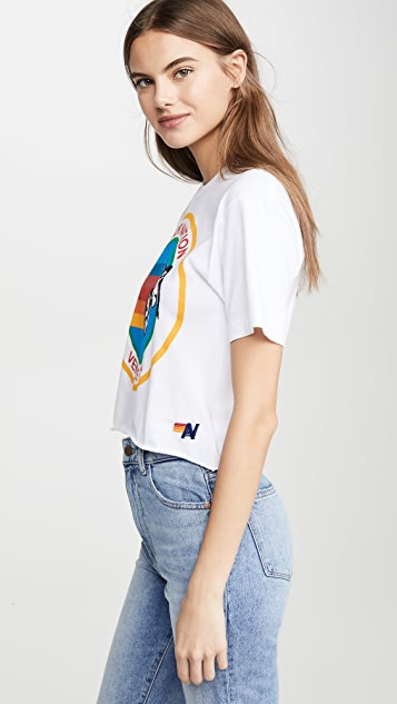 Aviator Nation Signature Boyfriend Tee