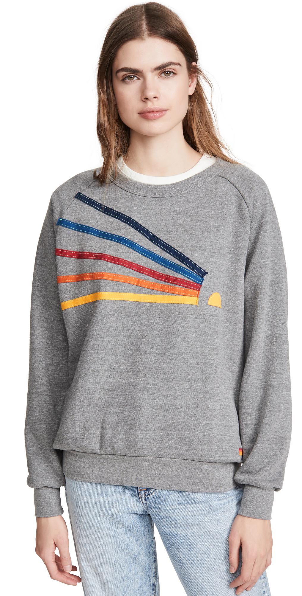 Aviator Nation Daydream Crew Sweatshirt