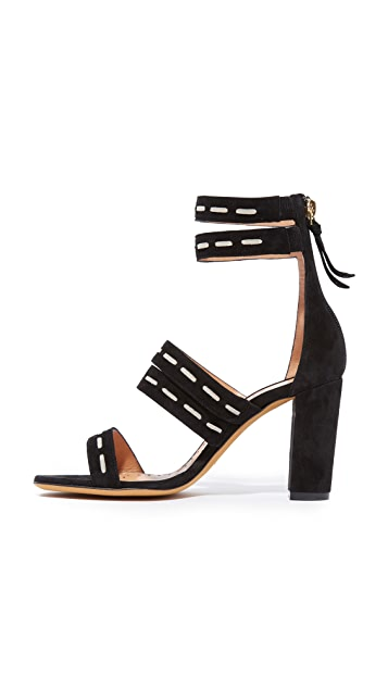 Alexa Wagner Strappy Sandals