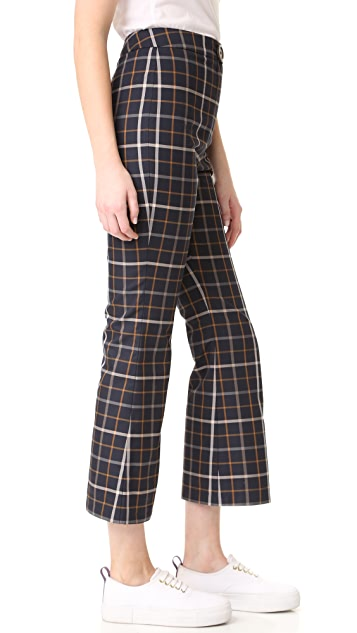 A.W.A.K.E. Checkered Pants