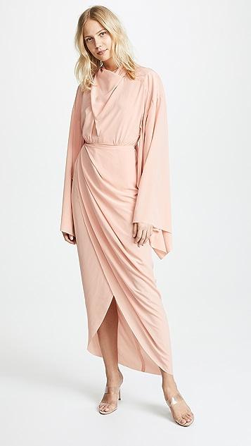 A.W.A.K.E. Kimono Sleeve Dress