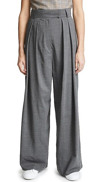 A.W.A.K.E MODE Fluid Wide Pants