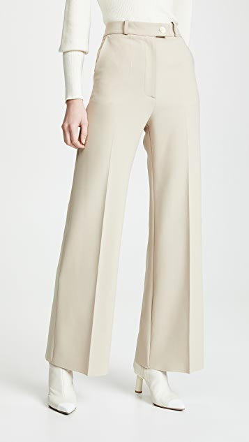 Flare Trousers by A.W.A.K.E.