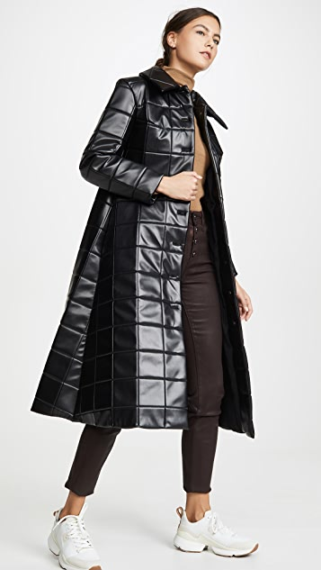 Miss Roboto Coat by A.W.A.K.E Mode