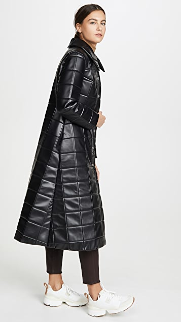 A.W.A.K.E MODE Miss Roboto Coat