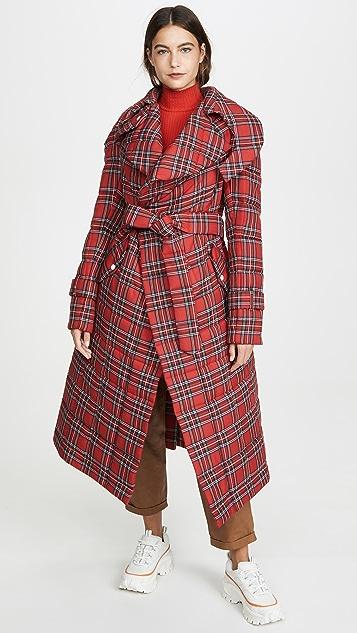 A.W.A.K.E MODE Highlander 保暖 Secret 大衣