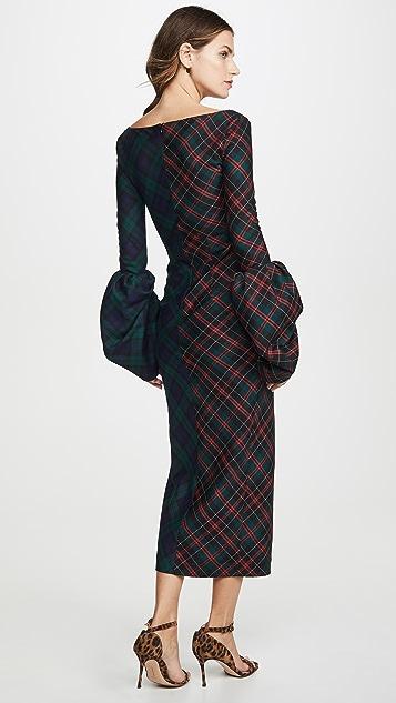 A.W.A.K.E MODE Thistle Ehistle Dress