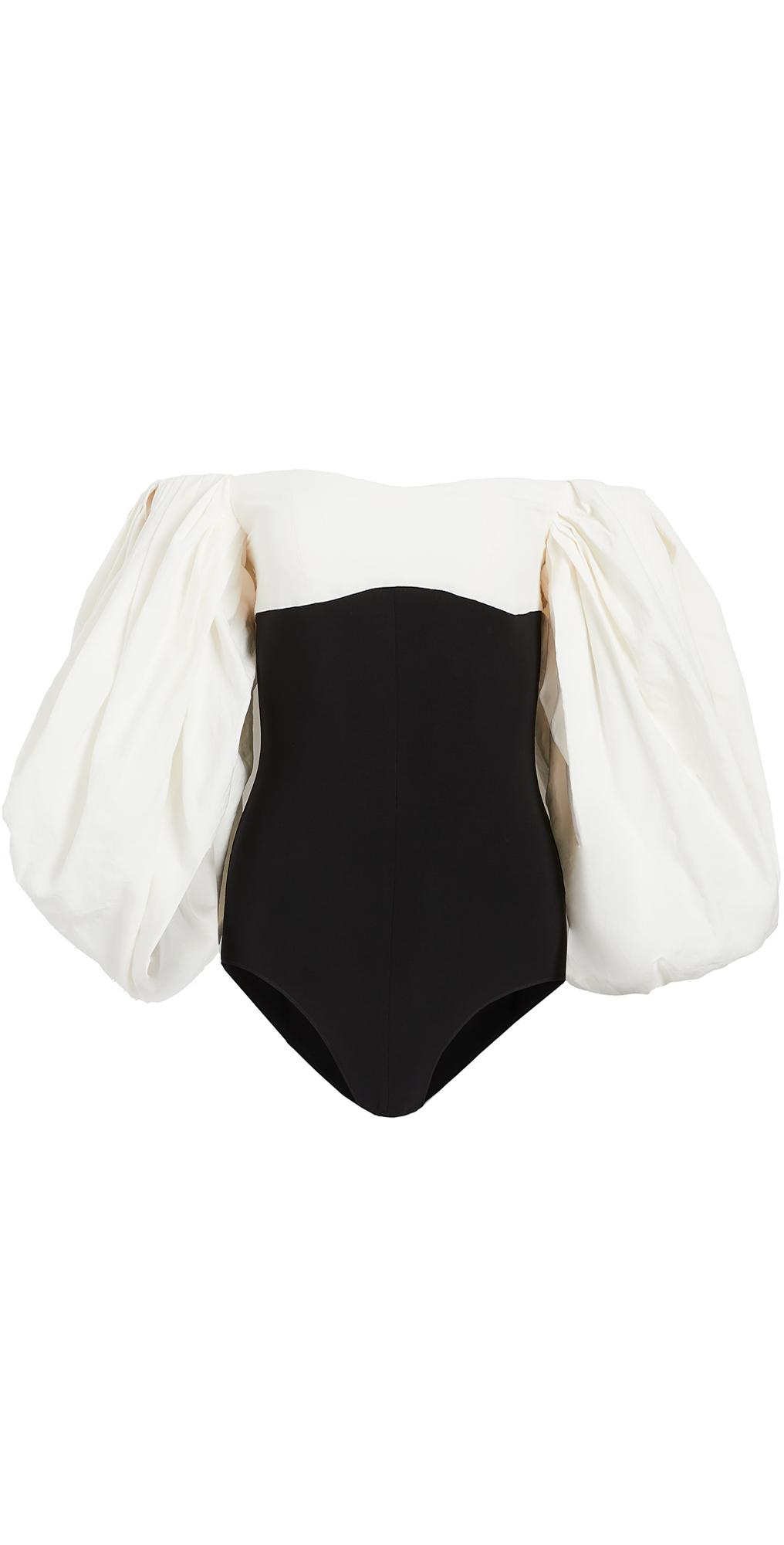 A.W.A.K.E MODE Off Shoulder Bodysuit