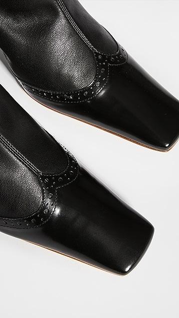 A.W.A.K.E MODE Bernice 弹性靴子