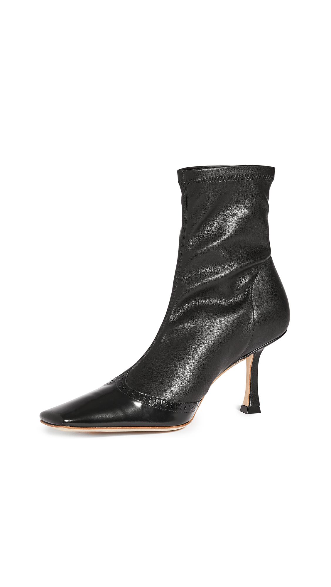 A.W.A.K.E MODE Bernice Stretch Boots