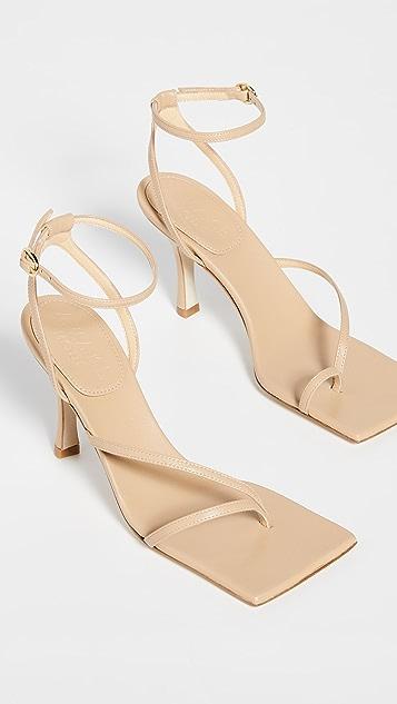A.W.A.K.E MODE Delta High 80mm 凉鞋