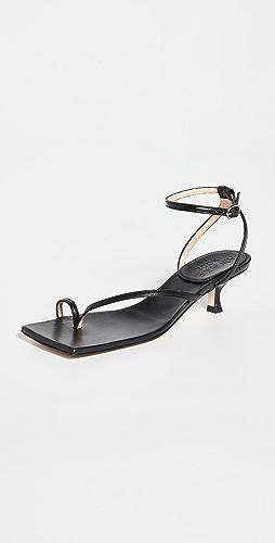A.W.A.K.E MODE - Delta Low 35mm Sandals
