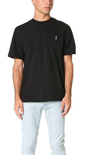 Alexander Wang Dollar Sign Tee