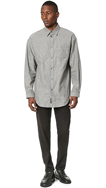Alexander Wang Cash Embroidered Shirt