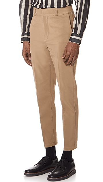 Alexander Wang Twill Trousers