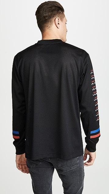 Alexander Wang Athletic Mesh T-Shirt