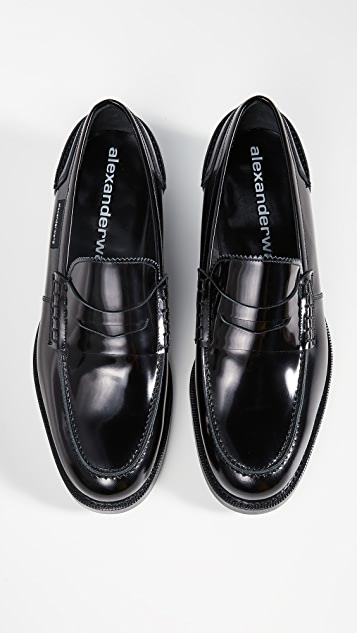 Alexander Wang Carter Penny Loafers
