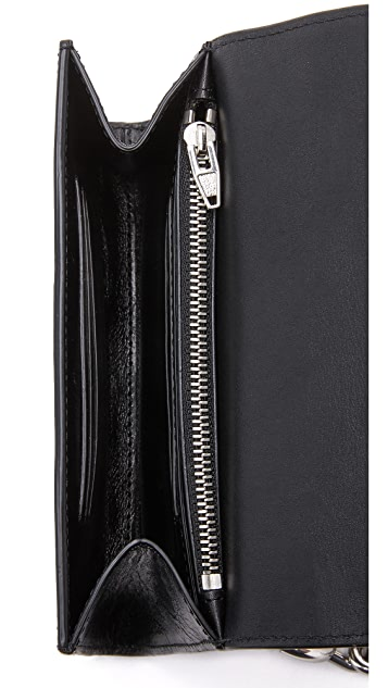 Alexander Wang Prisma Envelope Chain Shoulder Bag
