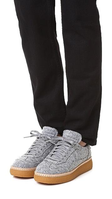 Alexander Wang Eden Low Top Sneakers