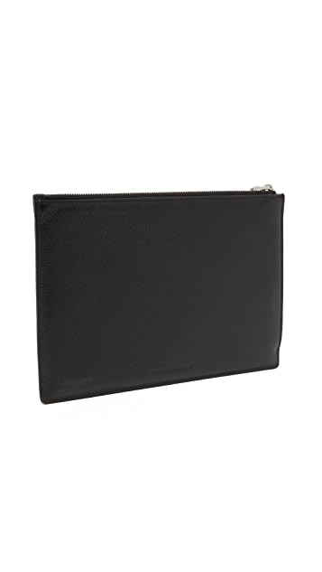 Alexander Wang Prisma Flat Pouch with Ball Studs