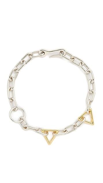 Alexander Wang Mixed Links Necklace