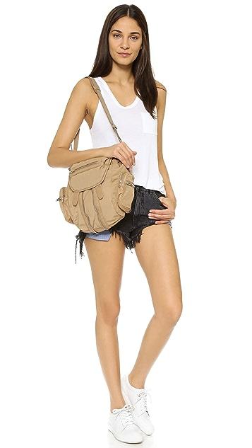 Alexander Wang Nylon Mini Marti Backpack