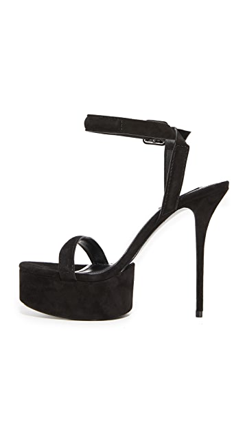 Alexander Wang Platform Antonia High Heel Sandals