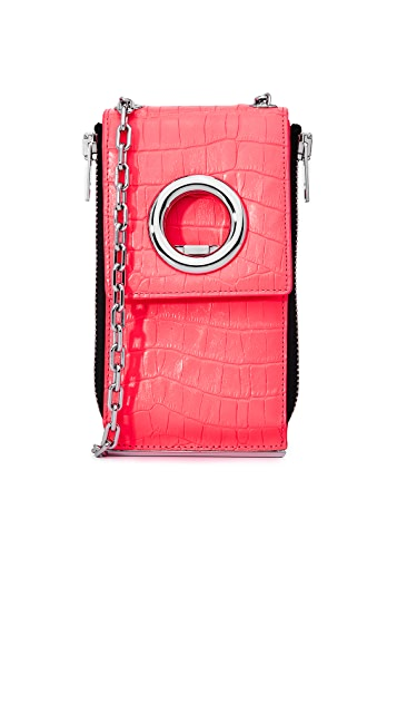 Alexander Wang Riot Shoulder Wallet