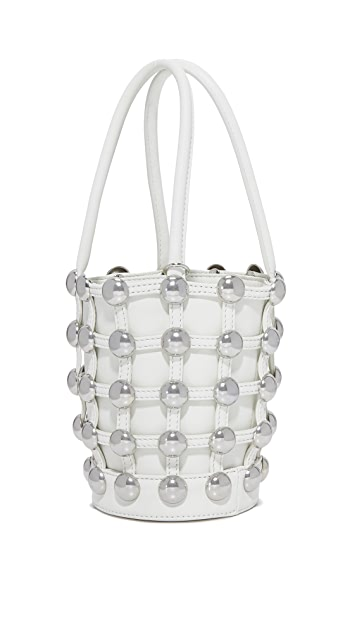 Alexander Wang Миниатюрная сумка-ведро Roxy