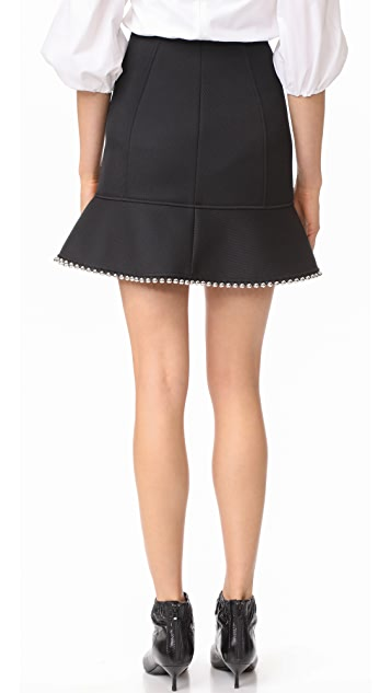 Alexander Wang Peplum Skirt