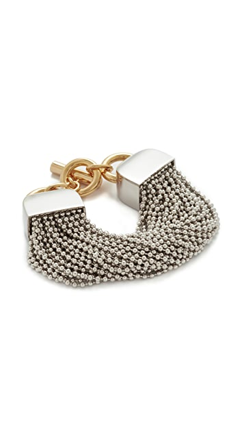 Alexander Wang Ball Chain Bracelet