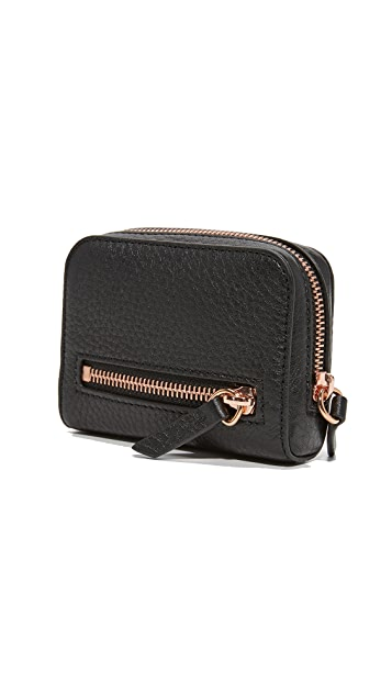 Alexander Wang Fumo Mini Wallet