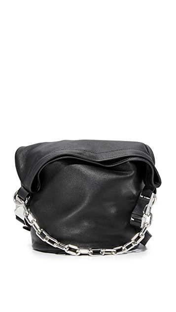 Alexander Wang Washed Bucket Bag - Black