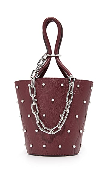 Alexander Wang Roxi Mini Bucket Bag