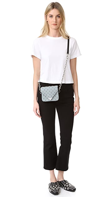 Alexander Wang Mini Prisma Envelope Bag